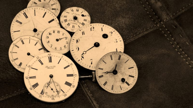 termination of casual worker image of clocks